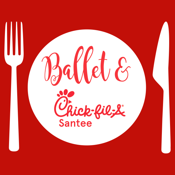 Ballet & Chick-fil-a: Beginning Level and Up!