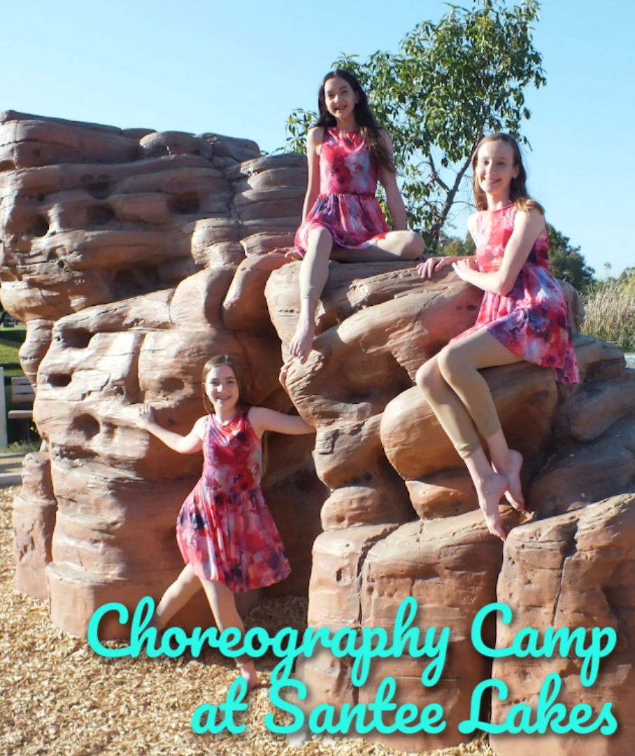 Choreography Camp: Performer Only (Level 1+)
