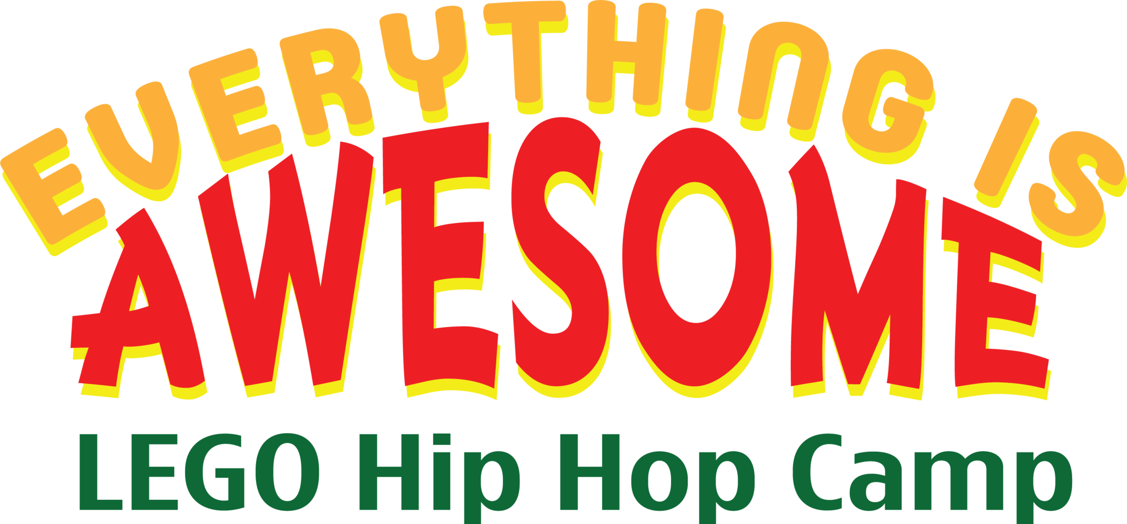 Everything is Awesome Lego Hip Hop Mini Camp: Ages 3-7