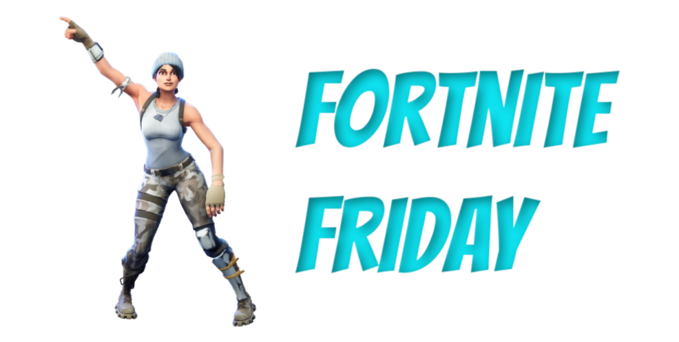 Fortnite Friday Mini Camp: Ages 8-12