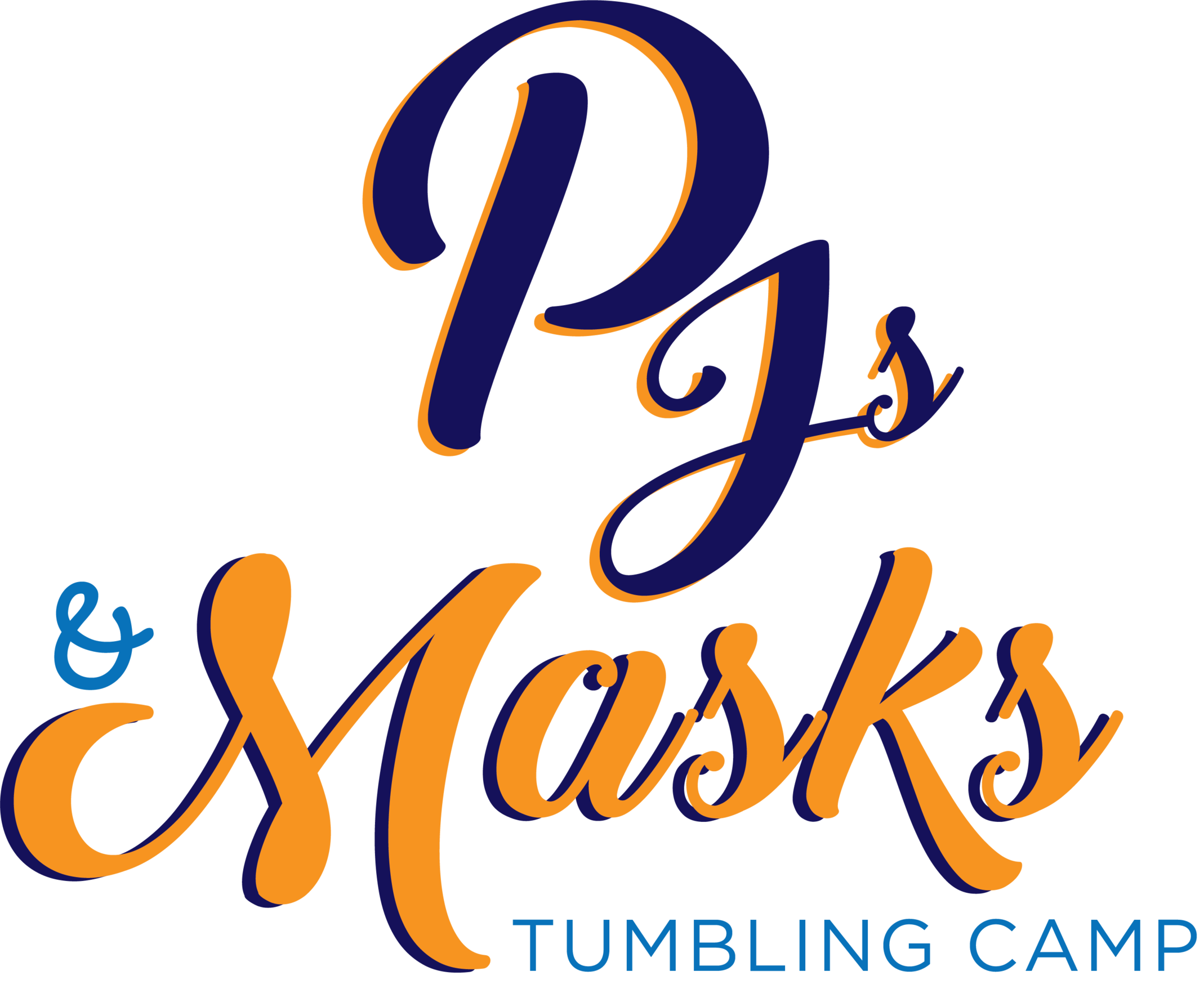 PJ's and Masks Tumbling Mini Camp: Ages 3-7