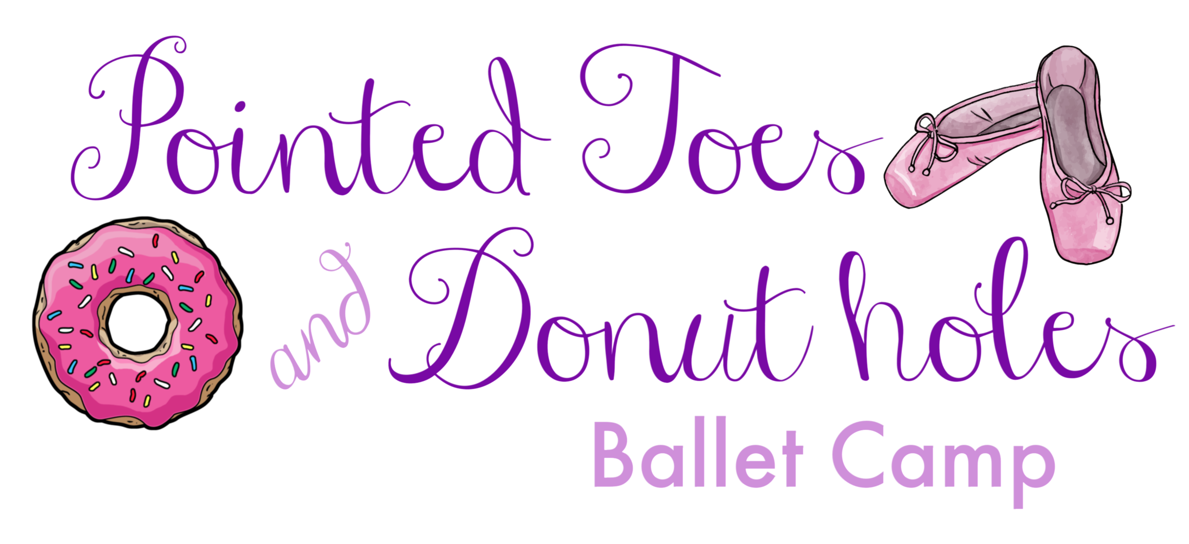 Pointed Toes and Donut Holes Ballet Mini Camp: Ages 3-7