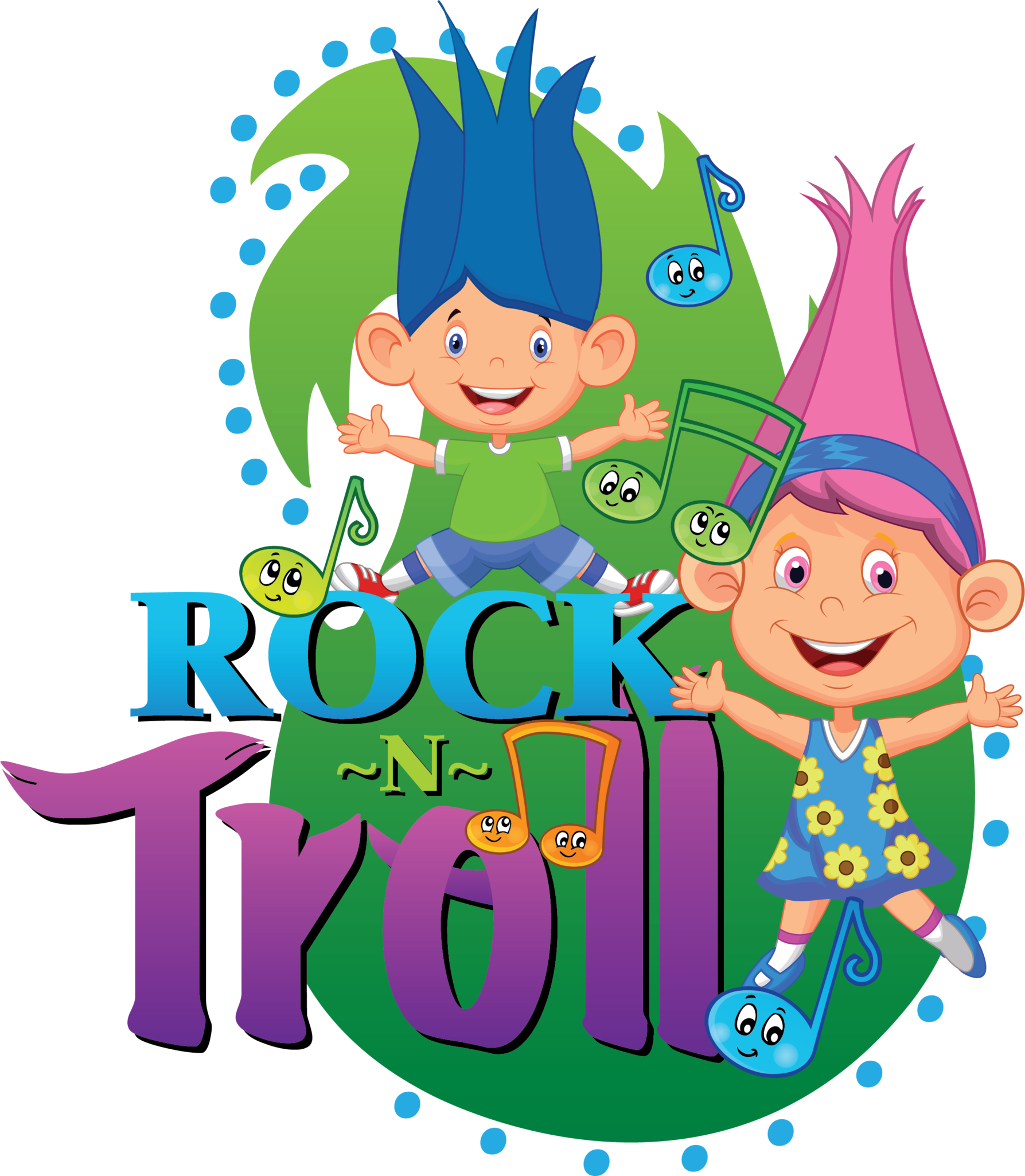 Rock n Troll Mini Camp: Ages 3-7